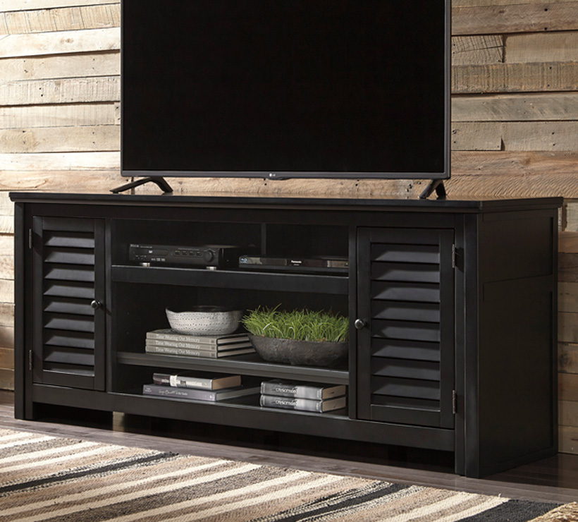 Mentor Furniture Ashley Brasenhaus Series 70 Tv Console W661 48